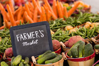 New FARMERS MARKET in UPPER STONEY CREEK