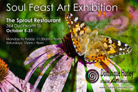 """Soul Feast"" Art Exhibition at The Sprout"