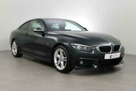 image for 2018 BMW 4 Series 420D M sport Auto Coupe Diesel Automatic
