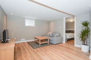 Fully Furnished Legal 1 Bdrm Basement Apartment Avail Sept. 1st