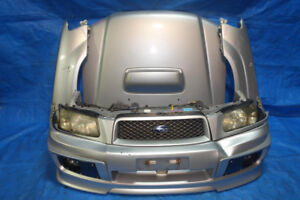 JDM Subaru Forester Sports Front End Conversion 2003-2005 Wagon