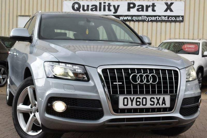 2010 audi q5 3 0 tdi v6 s line s tronic quattro 5dr in. Black Bedroom Furniture Sets. Home Design Ideas