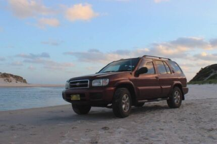 2000 Nissan Pathfinder Wagon West Perth Perth City Preview