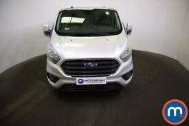 2020 Ford Transit Custom 2.0 EcoBlue Hybrid 130ps Low Roof Limited Van Van Diese