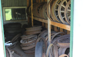 Looking For Vintage Car parts in Large or Small Quantity
