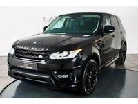 Land Rover Range Rover Sport 5.0 V8 ( 510ps ) 4X4 ( s/s ) Auto 2014MY