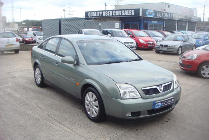 Vauxhall/Opel Vectra 1.8i 16v 2003MY Elegance