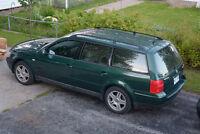 Volkswagen Passat GLX 4Motion 2000