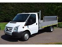 Ford Transit Dropside with 500kg tail lift 2.2 tdci 6 speed