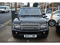 BAD CREDIT CAR FINANCE AVAILABLE 2007 57 RANGE ROVER SPORT 3.6 TDV8 HSE AUTO