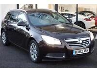 2012 Vauxhall Insignia 2.0 CDTi ecoFLEX 16v SE 5dr (start/stop)