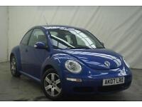 2007 Volkswagen Beetle LUNA 8V Petrol blue Manual