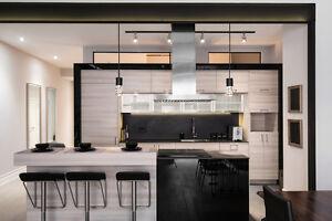 Loft neuf à vendre dans le Village à Montréal