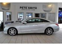 Mercedes E250 CGI SPORT COUPE WITH JUST THE ONE OWNER FROM NEW 2009/59