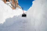 SNOW REMOVAL BY GREENDROP
