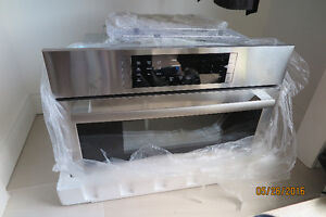 "Bosch Speed Oven - Four Micro 30"" NEUF NEW !!"