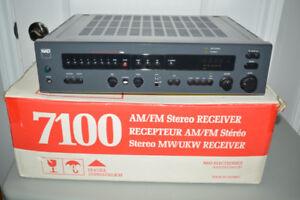Ampli Audio NAD