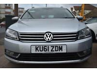 GOOD CREDIT CAR FINANCE AVAILABLE 2011 61 VOLKSWAGEN PASSAT 2.0TDI