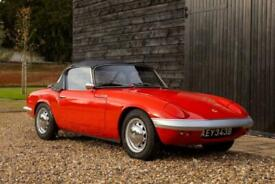 image for 1964 Lotus Elan 1.6 2dr Convertible Petrol Manual
