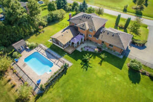 4k Aerial Drone Real Estate Photography