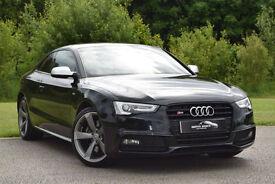 Audi S5 3.0 TFSI ( 333ps ) S Tronic 2014MY quattro Black Edition