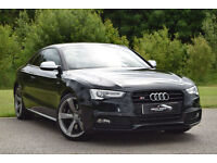 Audi S5 3.0 TFSI ( 333ps ) S Tronic 2014MY quattro Black Edition