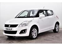 2014 Suzuki Swift SZ3 Petrol white Manual