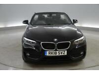 BMW 2 Series 218d SE 2dr [Nav] Step Auto
