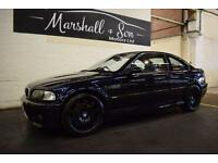 2004 54 BMW M3 3.2 M3 SMG 2D 338 BHP