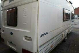 Bailey Senator Arizona 2000 4 Berth Caravan £4,200