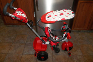 Little Tikes - 4-in-1 Deluxe Edition Trike with DiscoverSounds