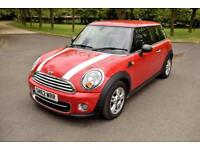 2012 Mini 1.6 ( 98bhp ) ( Salt ) One Red