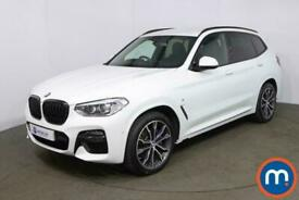 image for 2020 BMW X3 xDrive20i M Sport 5dr Step Auto [Plus Pack] 4x4 Petrol Automatic