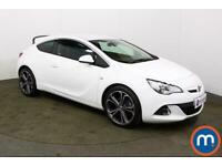 2018 Vauxhall GTC 1.4T 16V 140 Limited Edition 3dr [Nav-Leather] Coupe Petrol Ma