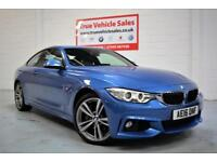 BMW 435 3.0TD 313bhp 4X4 Auto xDrive M Sport - LOW RATE PCP £349 PER MONTH