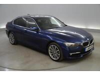 BMW 3 Series 330e Luxury 4dr Step Auto