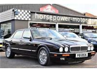 1994 Daimler XJ 6.0 Double Six LWB Saloon 4dr Petrol red Automatic