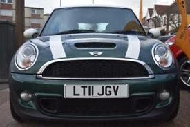 GOOD CREDIT CAR FINANCE AVAILABLE 2011 11 MINI 1.6 COOPER S