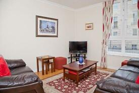 Short Term - Well presented 2 bedroom apartment in a new development in the heart of New Town