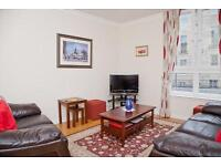 Short Term Let - Well presented 2 bedroom apartment in a new development in the heart of New Town