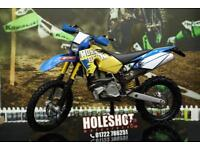 2008 HUSABERG FE/EXCF 450 ENDURO BIKE ROAD REG, LOW MILES