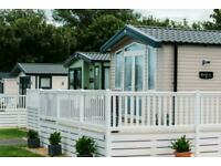 Static caravans for sale in the Scottish Borders near Coldingham Bay
