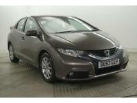 2013 Honda Civic I-VTEC EX Petrol brown Manual