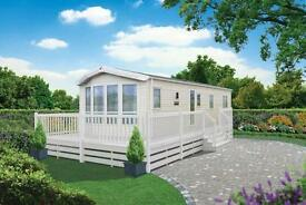 Static Caravan Clacton-on-Sea Essex 3 Bedrooms 8 Berth Willerby Winchester 2016
