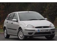Ford Focus 1.6i 16v LX 5 Door