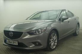 2014 Mazda 6 D SPORT NAV Diesel silver Manual