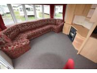Pre-Owned Double Glazed Willerby For Sale!! **3 Bed Sited on Immaculate Park**