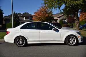 2013 Mercedes-Benz C-Class C300 4matic Sedan