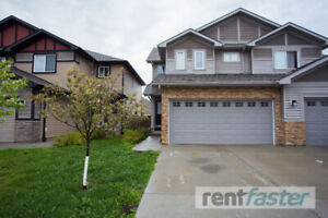 House for rent in Terwillegar - central air-conditioning