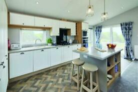 Brand new 2021 Lodge for sale in Lancashire nr Yorkshire, Lake District, Skipton
